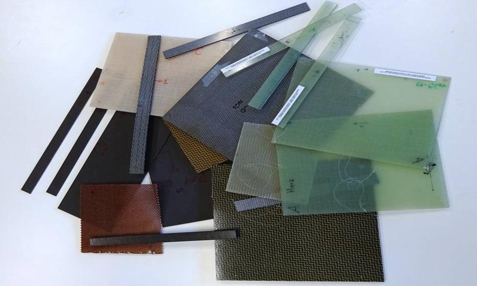 Composite Materials, Resonalyser procedure